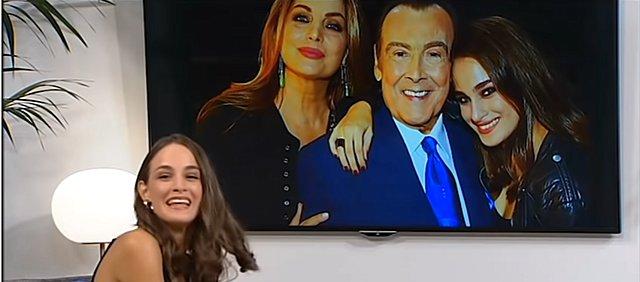 Η Μαρία Βοσκοπούλου μόλις έδωσε την πρώτη της συνέντευξη - Ήταν μία γλύκα! [video]