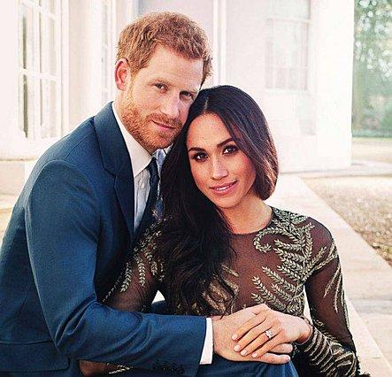 Αυτή θα είναι η γειτόνισσα του πρίγκιπα Harry και της Meghan Markle!