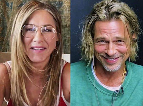 Jennifer Aniston - Brad Pitt: H πρώτη κοινή σκηνή που μοιράστηκαν ύστερα από χρόνια ήταν... ερωτική [video]