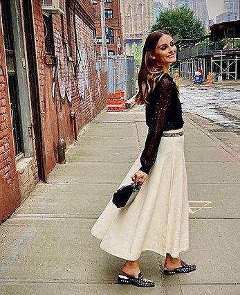 Πώς να φορέσεις τη φούστα το Φθινόπωρο
