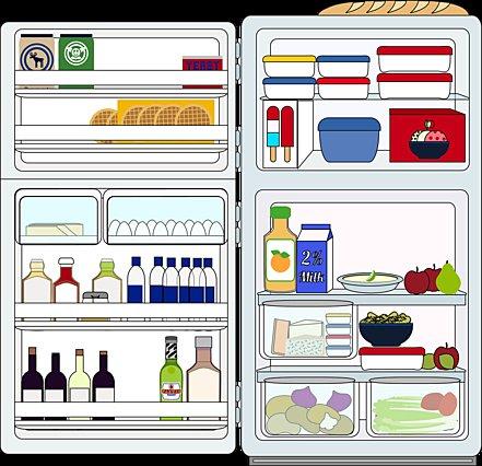 Οδηγός για την τέλεια οργάνωση του ψυγείου σου