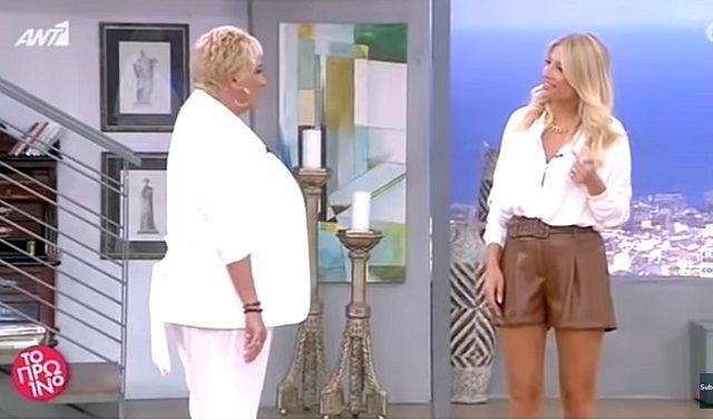 Η Δήμητρα Λιάνη Παπανδρέου με αγορέ πλατινέ μαλλί:  Δεν είμαι η κακιά μάγισσα... Είμαι ένα μέρος της νεότερης ελληνικής ιστορίας