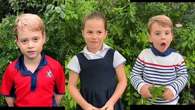 Η βασίλισσα Ελισάβετ και ο πρίγκιπας Φίλιππος έχουν επέτειο - Tο δώρο που τους έκαναν τα παιδιά του William και της Kate