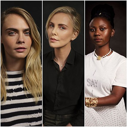 #DiorStandsWithWomen #DiorChinUp: 11 ξεχωριστές γυναίκες με το κεφάλι πάντα ψηλά