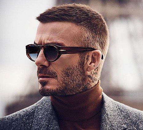 David Beckham: Δες τον με πολλές ρυτίδες και άσπρα μαλλιά!