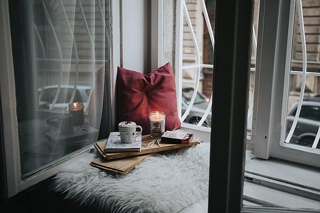 5 εύκολοι τρόποι να κάνεις το σπίτι σου πιο χουχουλιάρικο αυτόν τον χειμώνα