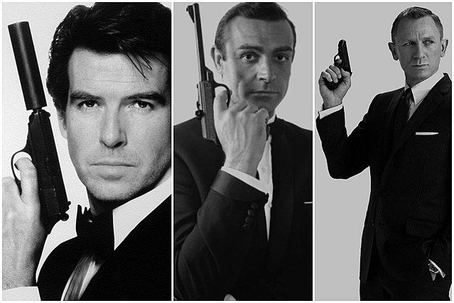 Sean Connery: Τα συγκινητικά  αντίο  των Pierce Brosnan και Daniel Craig στον αγαπημένο Bond που  έφυγε