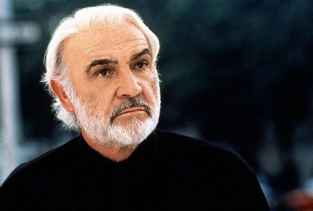 "<p>Η φωτογραφία είναι από την ταινία ""Finding Forrester"" του 2000, μία ταινία που θεωρείται από πολλούς η πιο υποτιμημένη -κακώς- ταινία του Sir Sean Connery</p>"