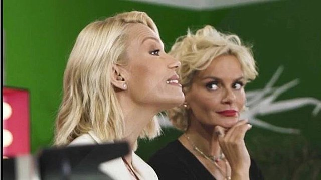 GNTΜ: Η Βίκυ Καγιά και η Έλενα Χριστοπούλου ξανά μαζί σε φωτογραφία