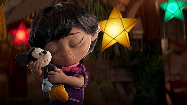 Χριστούγεννα 2020: Το γιορτινό βίντεο της Disney θα σε κάνει κομμάτια - Αλλά αξίζει να το δεις