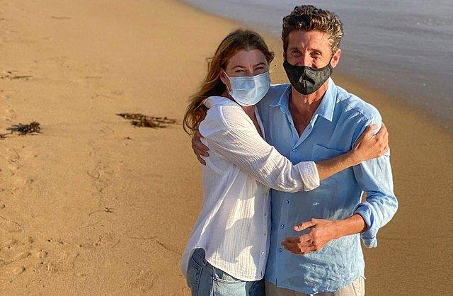 Grey' s Anatomy: Meredith και Derek ξανά μαζί - Το παρασκήνιο του συγκλονιστικού reunion [video & photos]
