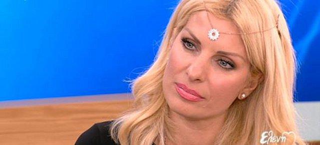 Ελένη: Παραλίγο να «λιποθυμήσει» μπροστά στον Κούρκουλο!