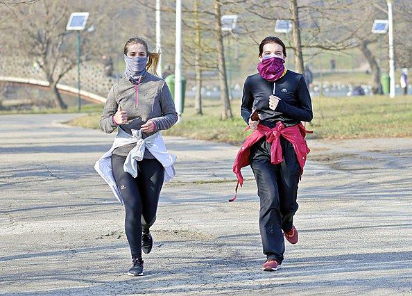 Πόσο επηρεάζει η μάσκα την καθημερινή σου γυμναστική