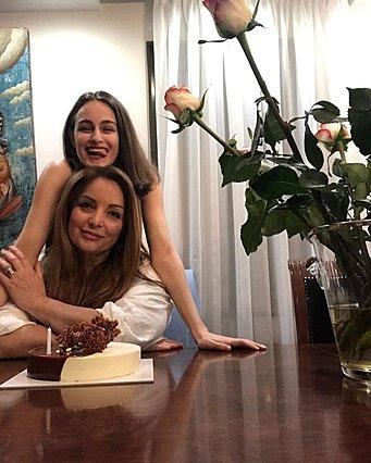 Άντζελα Γκερέκου: Η απίθανη φωτογραφία που μοιράστηκε για τη γιορτή της κόρης της