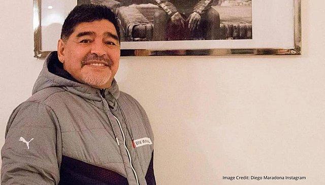 Diego Maradona: Ένας από τους πιο σπουδαίους ποδοσφαιριστές όλων των εποχών νεκρός σε ηλικία 60 ετών