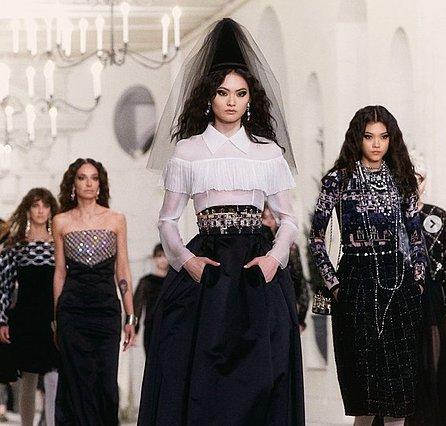 Chanel: Μια celebrity ήταν η μόνη καλεσμένη στο fashion show στη Γαλλία!