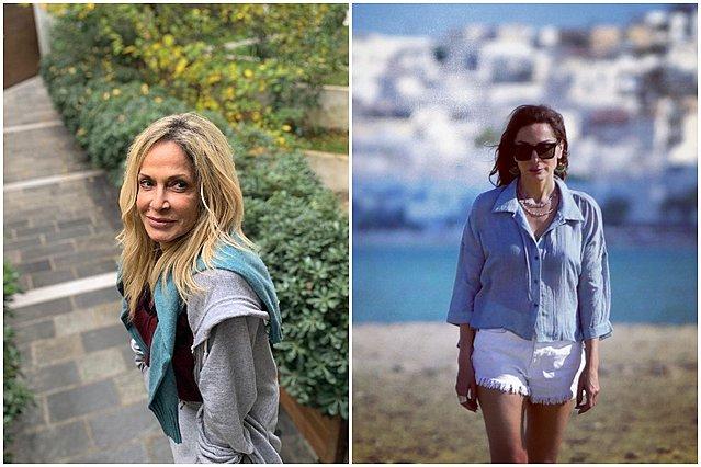 Άννα Βίσση - Δέσποινα Βανδή: Έκαναν follow η μία την άλλη στο Instagram - Το παρασκήνιο και το... γλέντι στο Twitter
