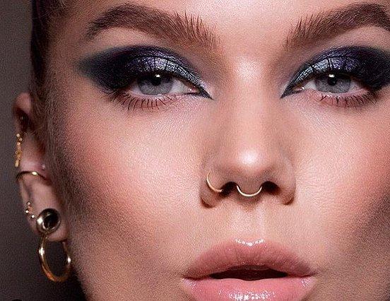 Δεν σου αρέσει το glitter; 3 εναλλακτικές προτάσεις για εορταστικό μακιγιάζ - Βάψου για να  ξορκίσεις το κακό
