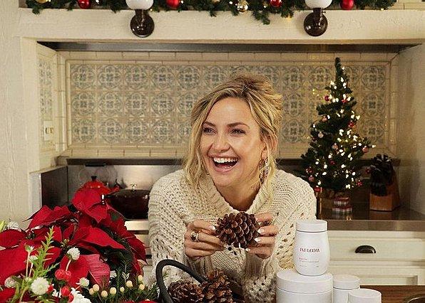 Η Kate Hudson έχει ένα από τα πιο πρωτότυπα χριστουγεννιάτικα δέντρα