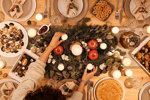 Ελληνικά φαγώσιμα γούρια της πρωτοχρονιάς