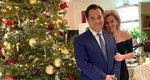 Ευγενία Μανωλίδου - Άδωνις Γεωργιάδης: Οι γιορτινές φωτογραφίες με τα τέσσερα παιδιά της οικογένειας