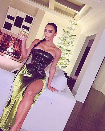 Kim Kardashian: Έτσι αποχαιρέτησε το KUWTK για πάντα [video]