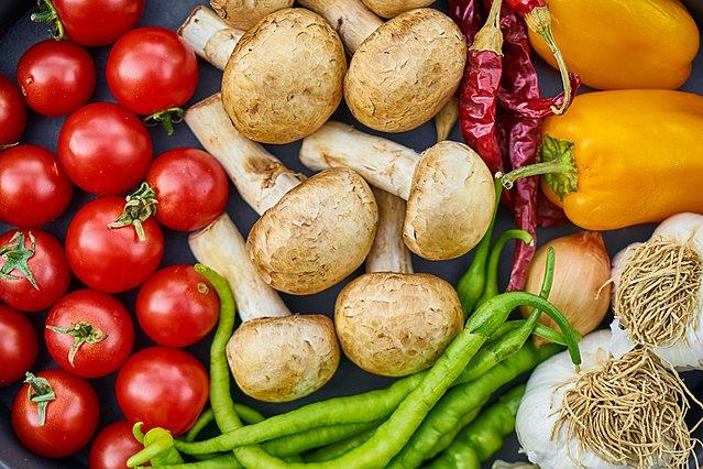 Τροφές που απογειώνουν το ανοσοποιητικό