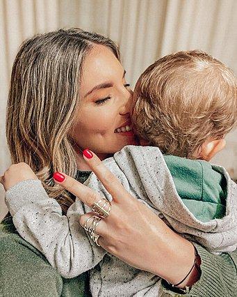 Έγκυος ξανά η Αθηνά Οικονομάκου - Η ανακοίνωσή της στα social media