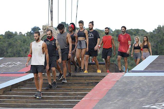 Survivor: Το πρώτο αγώνισμα και η πρώτη υποψηφιότητα με τις νέες ομάδες - Ο Λιανός επιστρέφει Ελλάδα