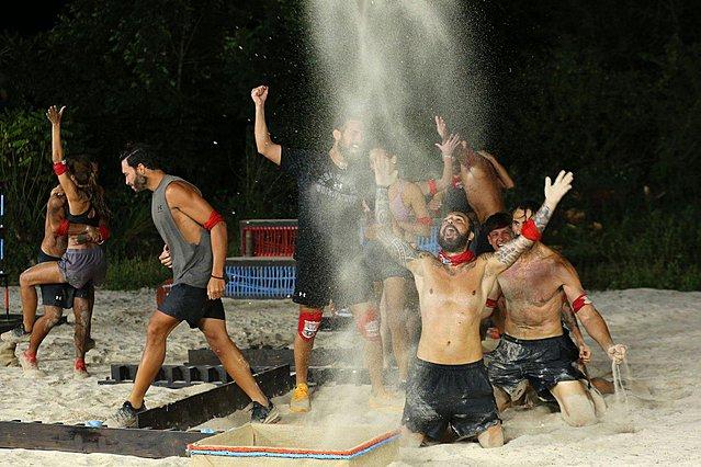 Survivor: Η πολυπόθητη νίκη για τους Κόκκινους ήρθε - Η νέα παίκτρια και ο πρώτος Μπλε υποφήφιος προς αποχώρηση [video]