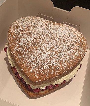 Πώς να φτιάξεις το ιδανικό cake για την Ημέρα του Αγίου Βαλεντίνου