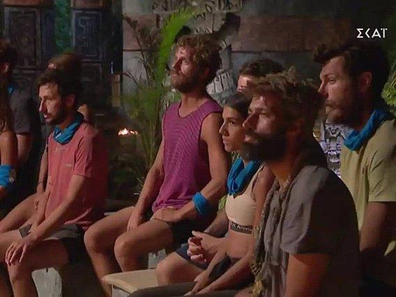 Survivor: Η αποχώρηση και οι πρωτάκουστες ποινές για Κρις και Αλέξη - Τι λέγεται ότι έκαναν οι δυο παίκτες και τιμωρούνται