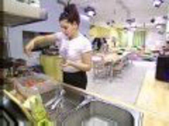 Μαγειρεύοντας με την<BR> Μαργαρίτα