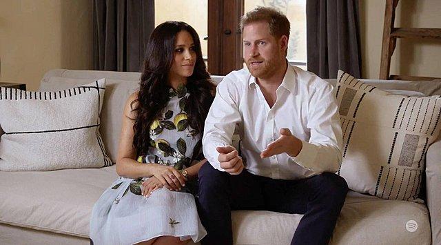 Πρίγκιπας Harry – Meghan: Μήπως μόλις αποκάλυψαν τον φύλο του μωρού που περιμένουν;