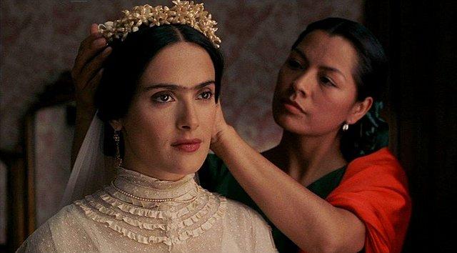 <p>H Salma Hayek ως Frida Kahlo</p>