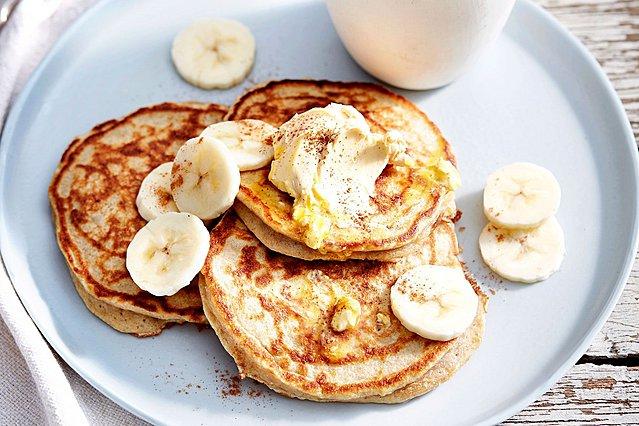 Η συνταγή που έγινε viral στο TikTok: Μπουκίτσες μπανάνας με pancakes