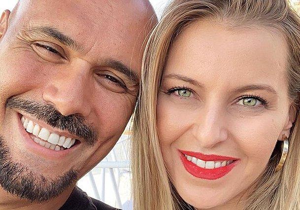 Δημήτρης Σκουλός: Έτσι ανακοίνωσε την εγκυμοσύνη της γυναίκας του