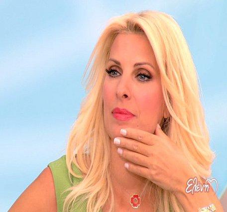 Η Ελένη «άδειασε» τον ηχολήπτη της on air
