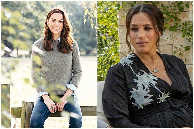 Kate Middleton: Στην αντεπίθεση μετά τα όσα είπε η Meghan στην Oprah για την ίδια και τη σχέση τους
