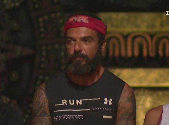 Survivor: Σε κακή κατάσταση ο Τριαντάφυλλος - Υποψήφιος για αποχώρηση