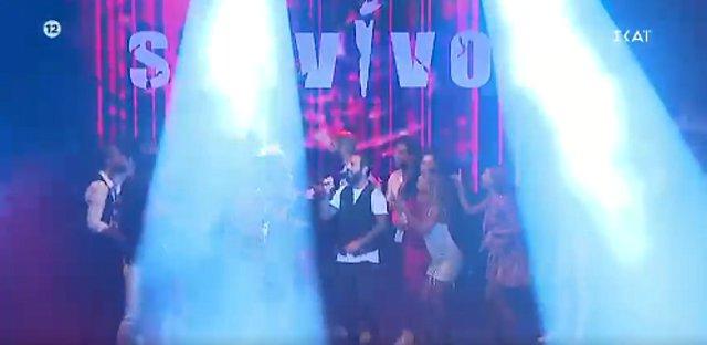 Survivor: Πάρτι ένωσης με Jason Derulo και διαγωνισμό τραγουδιού απόψε [28/3/2021] - Τα δάκρυα του James για την Άννα Μαρία [video]