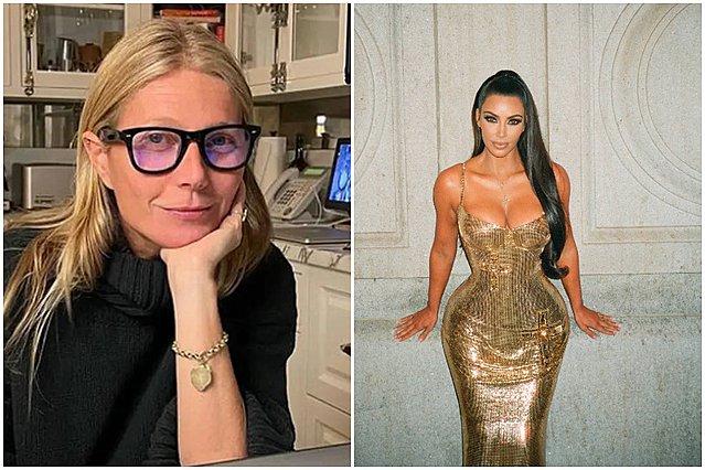 Gwyneth Paltrow: Έκανε δώρο στην single (πλέον) φίλη της, Kim Kardashian, ένα κερί με τη μυρωδιά του οργασμού της