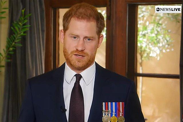 Πρίγκιπας Harry: Η άγνωστη φιλία με πασίγνωστο ηθοποιό