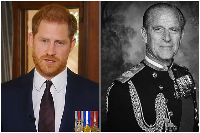 Πρίγκιπας Harry: Στη νέα δήλωση για τον παππού του μιλά εκ μέρους της Meghan, του Archie αλλά και της αγέννητης κόρης του