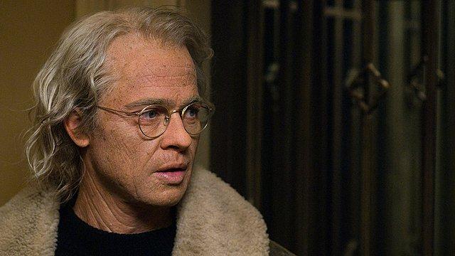 "<p>Στη φωτογραφία ο Brad Pitt στην ταινία ""The Curius Case of Benjamin Button"" του 2009</p>"