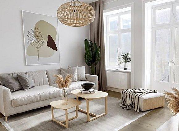 Πώς να κάνεις το σπίτι σου πιο χαρούμενο και φωτεινό