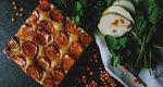 Η συνταγή για τάρτα αχλάδι που μπορείς να φτιάξεις με το τσουρέκι που περίσσεψε
