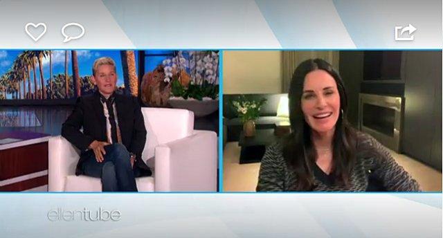 Friends Reunion: Η Courteney Cox μίλησε πρώτη φορά για τη μοναδική τηλεοπτική στιγμή που ανυπομονούμε να δούμε όλοι σύντομα [video]
