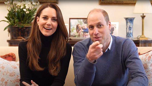 Ο William και η Kate έγιναν... YouTubers