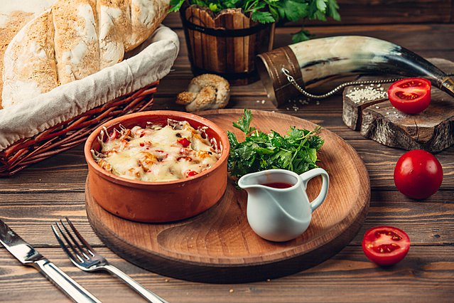 Η μαμαδίστικη συνταγή για μακαρόνια στο φούρνο